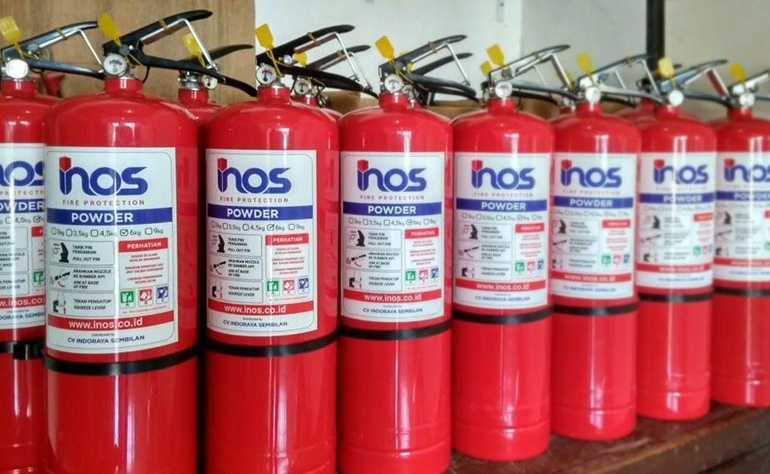 Alasan Memilih Produk Pemadam Api dari INOS