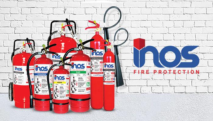 Peralatan Pemadam Api dari INOS sebagai Solusi Kebakaran
