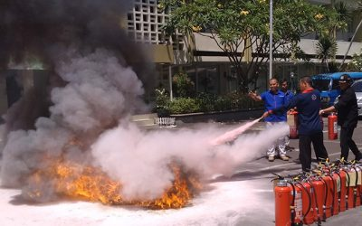 Alat Tabung Pemadam Api sebagai Solusi untuk Kebakaran Ringan