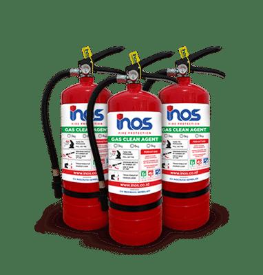 APAR INOS Gas Clean Agent